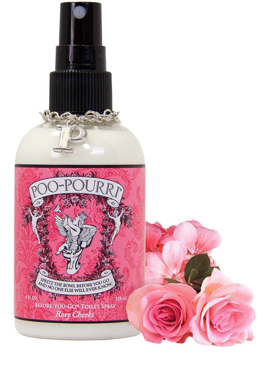 Poopourri - Rosy Cheeks Spray - R+D Hipster Emporium | Womens & Mens Clothing