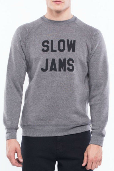 Slow Jams Pullover - R+D Hipster Emporium | Womens & Mens Clothing
