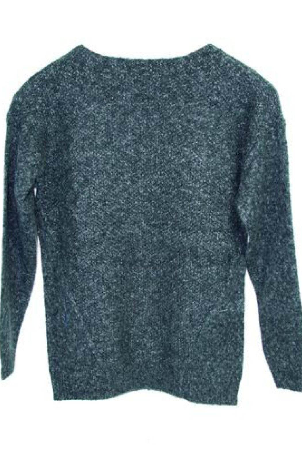 V-Neck Pullover Sweater - R+D Hipster Emporium | Womens & Mens Clothing - 2