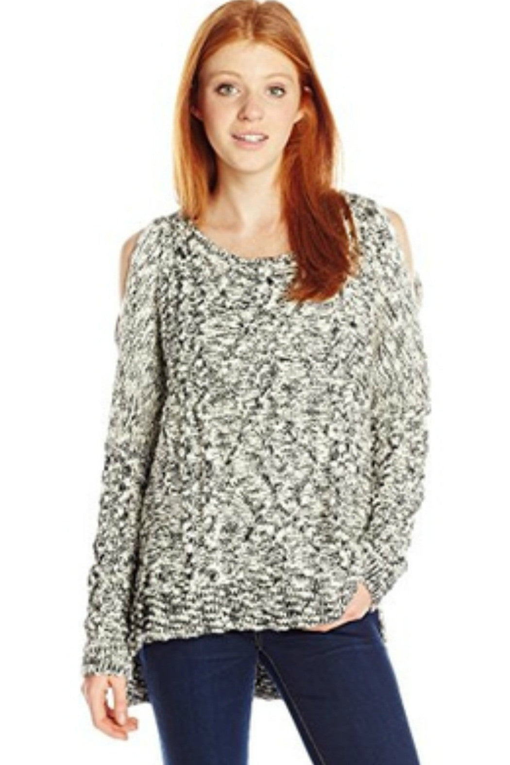 Yarn Holey Sweater - R+D Hipster Emporium | Womens & Mens Clothing