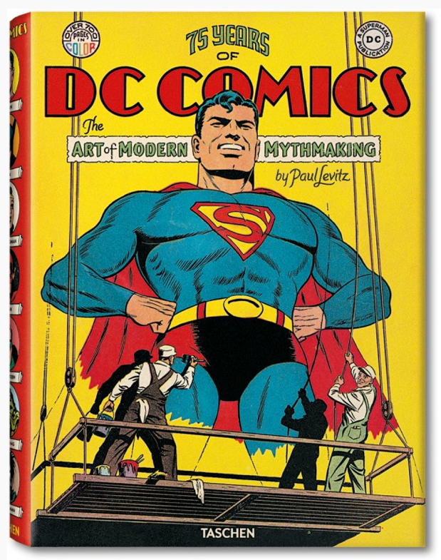 Taschen - 75 years of DC Comics - R+D Hipster Emporium | Womens & Mens Clothing