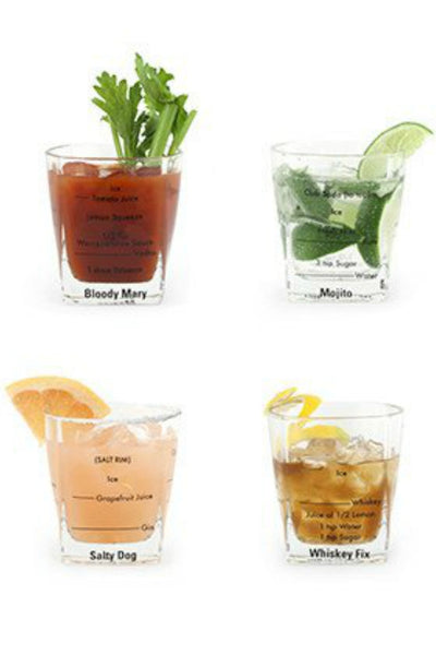 3/4 Bar Glasses