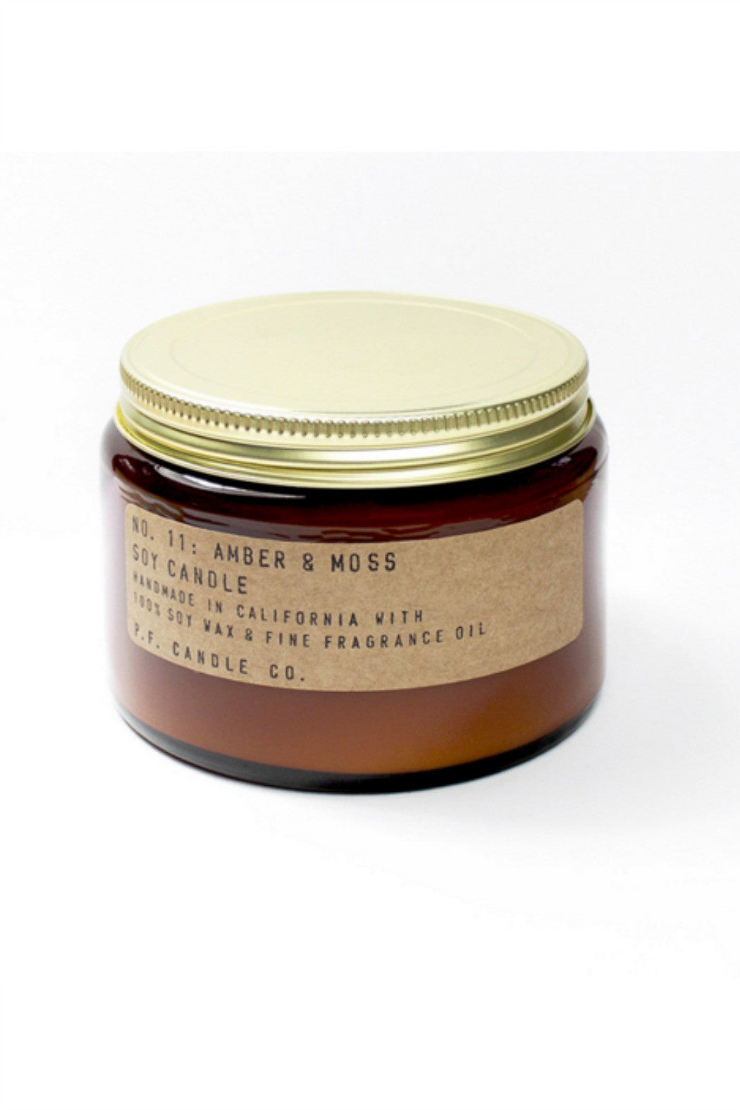 PF Candle Co. - Amber Moss 14 oz. - R+D Hipster Emporium | Womens & Mens Clothing
