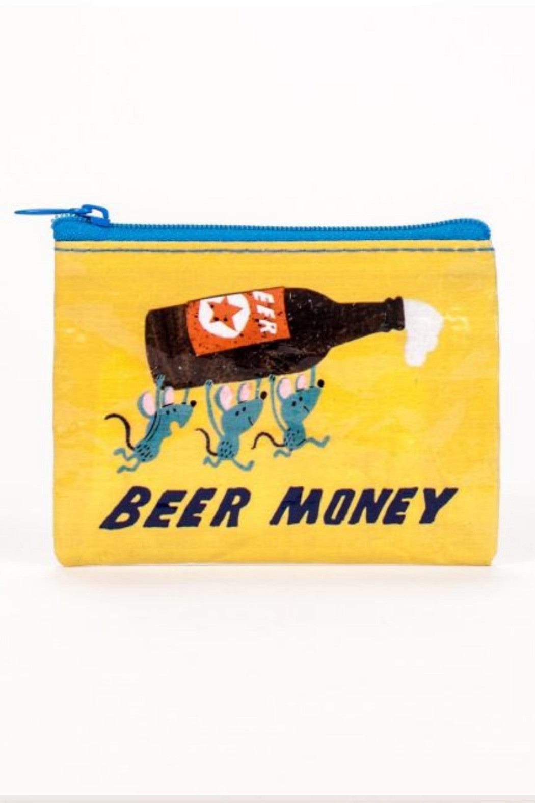 Blue Q - Beer Money CP - R+D Hipster Emporium | Womens & Mens Clothing