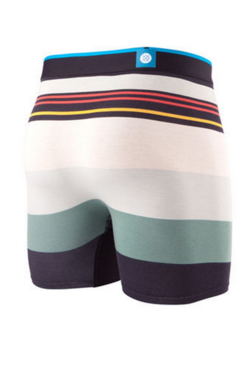 Stance- Chamber Boxers in Green - R+D Hipster Emporium | Womens & Mens Clothing - 2