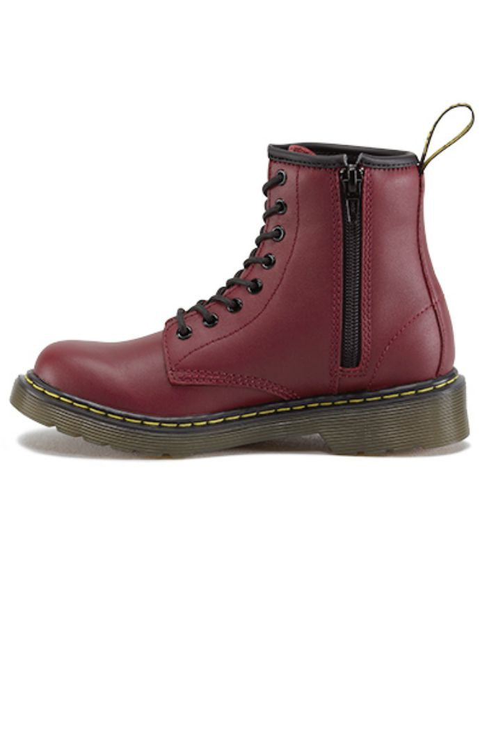 Dr. Marten - Delany Boot in Cherry Red - R+D Hipster Emporium | Womens & Mens Clothing - 2