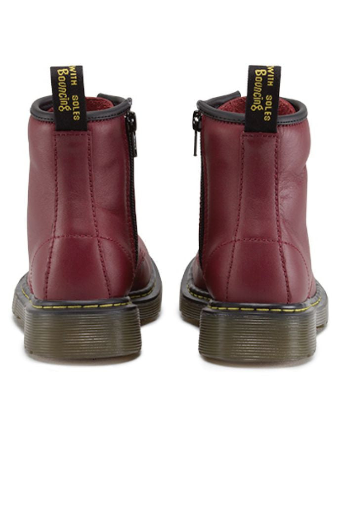 Dr. Marten - Delany Boot in Cherry Red - R+D Hipster Emporium | Womens & Mens Clothing - 3