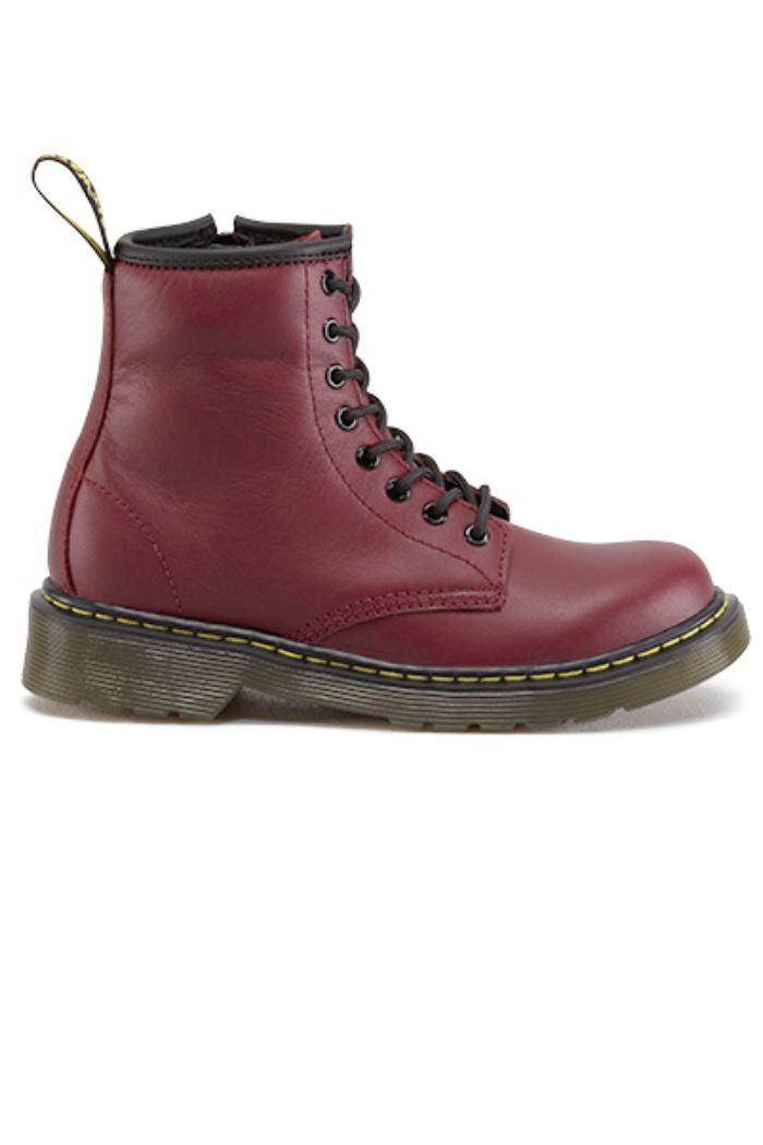 Dr. Marten - Delany Boot in Cherry Red - R+D Hipster Emporium | Womens & Mens Clothing - 4