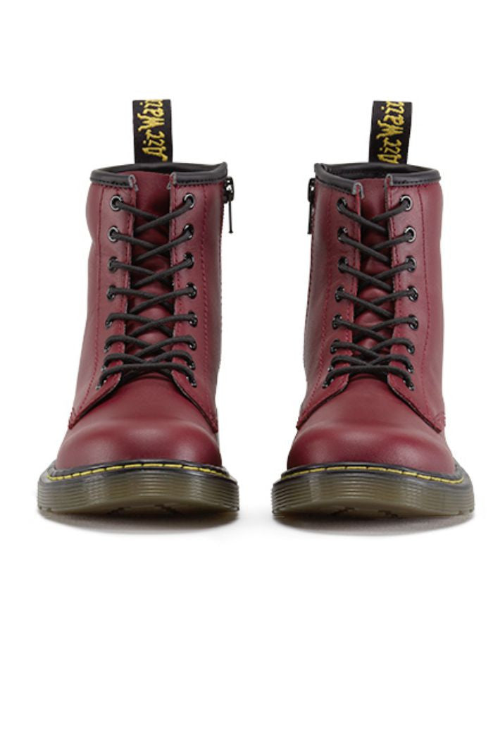 Dr. Marten - Delany Boot in Cherry Red - R+D Hipster Emporium | Womens & Mens Clothing - 5