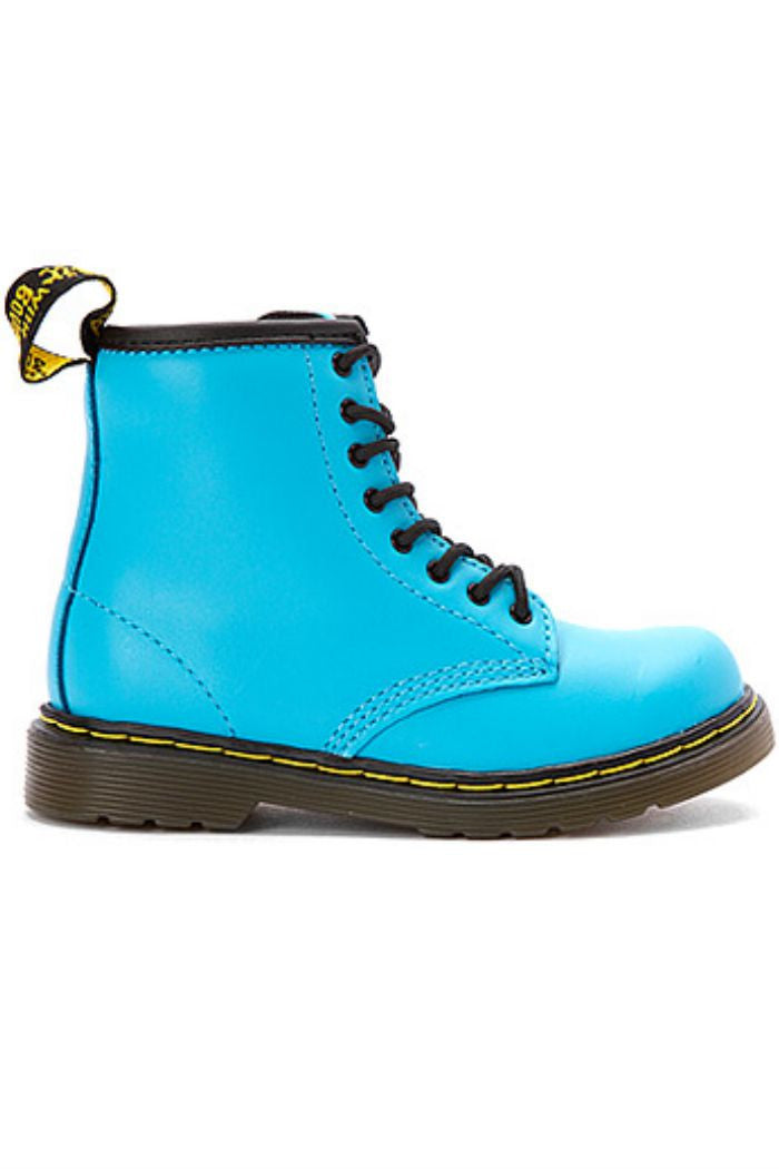 Dr.Marten Brooklee boot in Wild Aqua - R+D Hipster Emporium | Womens & Mens Clothing - 2
