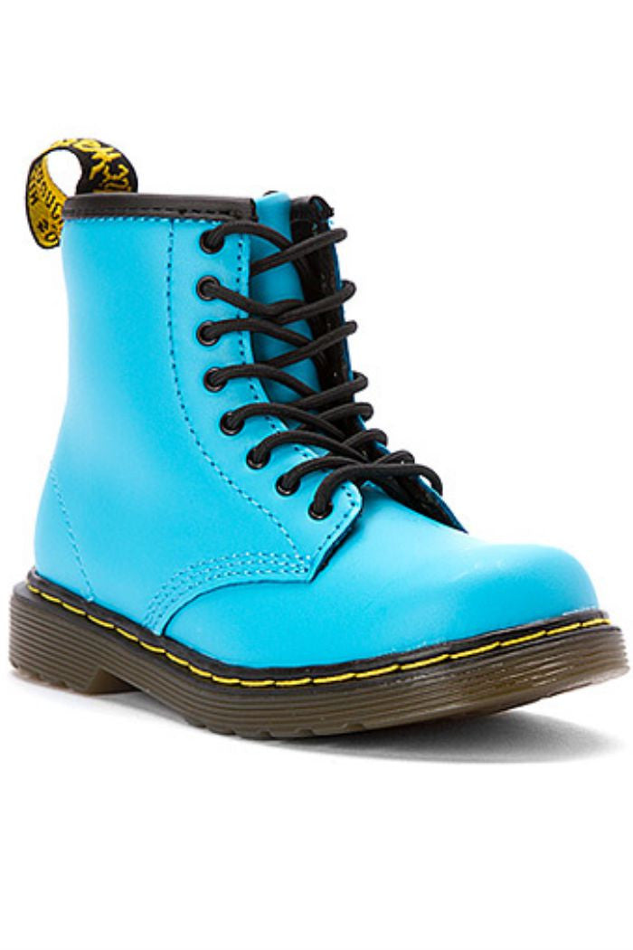 Dr.Marten Brooklee boot in Wild Aqua - R+D Hipster Emporium | Womens & Mens Clothing - 1