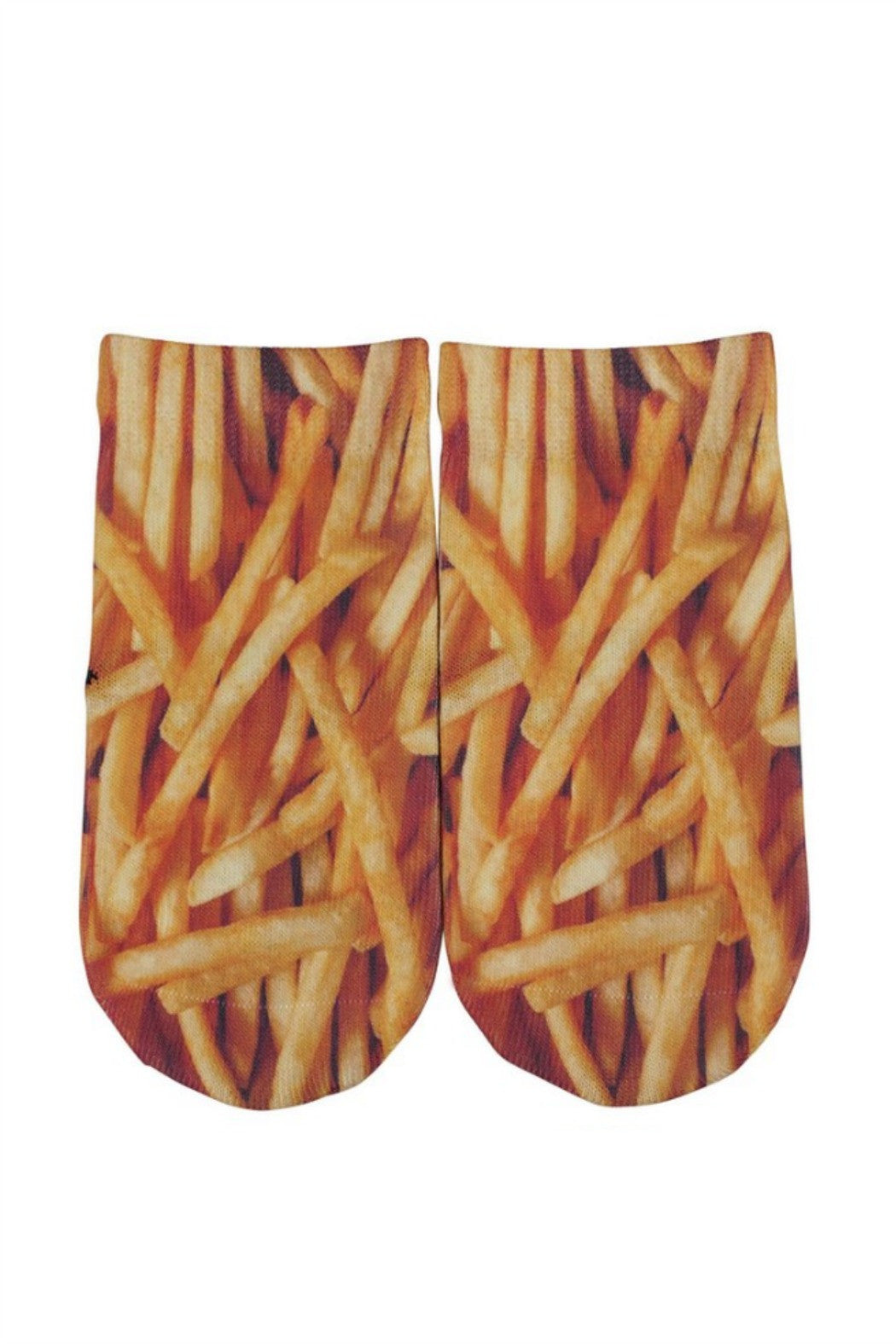 Me in Mind - Fries socks - R+D Hipster Emporium | Womens & Mens Clothing - 1