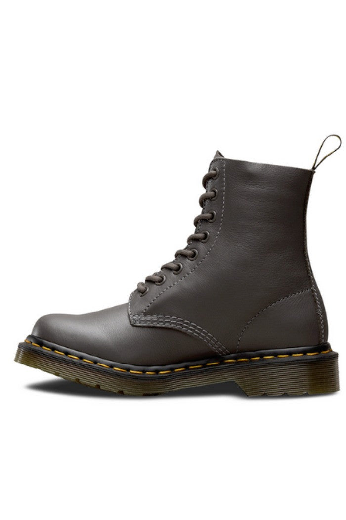 Dr. Martens - Pascal 8 Hole Boot in Lead - R+D Hipster Emporium | Womens & Mens Clothing - 3