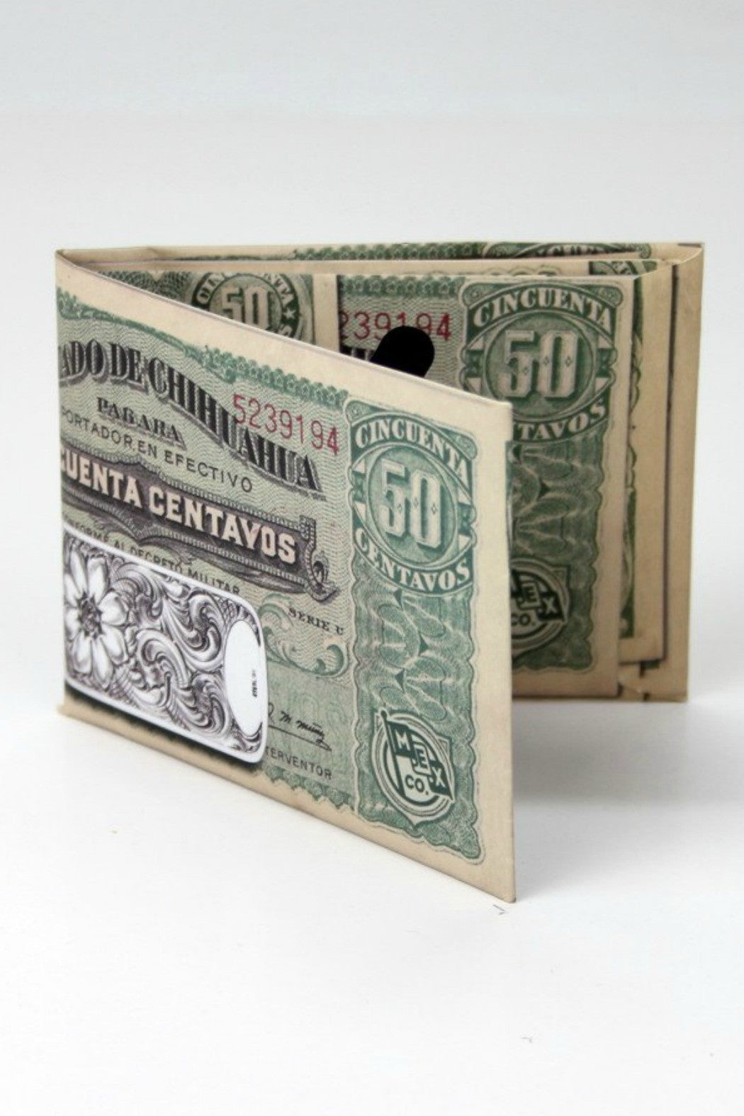 Centavos Wallet - R+D Hipster Emporium | Womens & Mens Clothing - 2