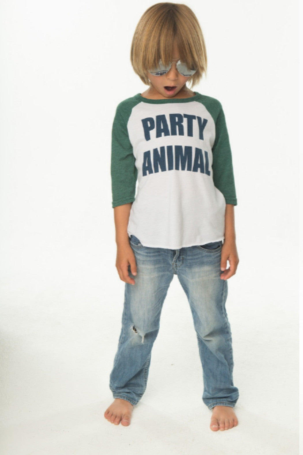 Chaser Kids - Party Animal - R+D Hipster Emporium | Womens & Mens Clothing