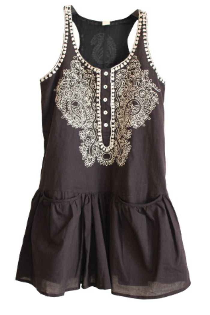 Raga - Spellbound Dress in Black - R+D Hipster Emporium | Womens & Mens Clothing - 3