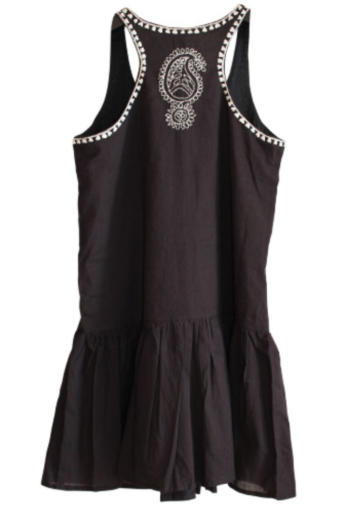 Raga - Spellbound Dress in Black - R+D Hipster Emporium | Womens & Mens Clothing - 4
