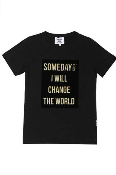 Someday - Someday T-Shirt - R+D Hipster Emporium | Womens & Mens Clothing - 1