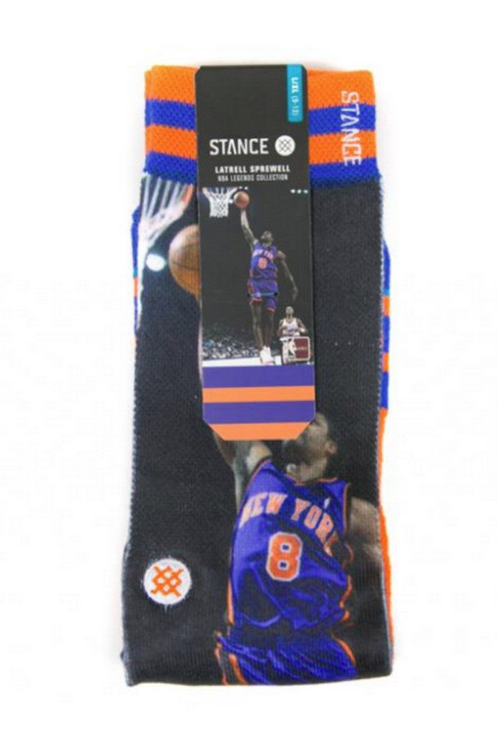 Stance - Latrell Sprewell Socks - R+D Hipster Emporium | Womens & Mens Clothing - 3