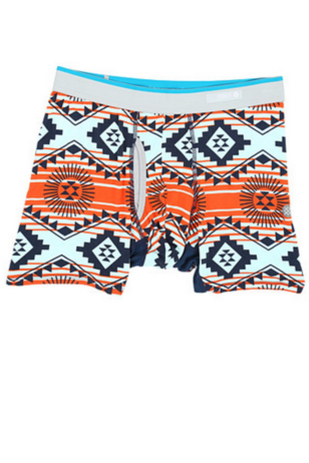 Stance- Sunburst Underwear in Red - R+D Hipster Emporium | Womens & Mens Clothing - 1