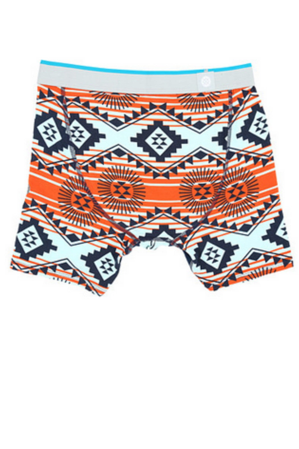 Stance- Sunburst Underwear in Red - R+D Hipster Emporium | Womens & Mens Clothing - 2