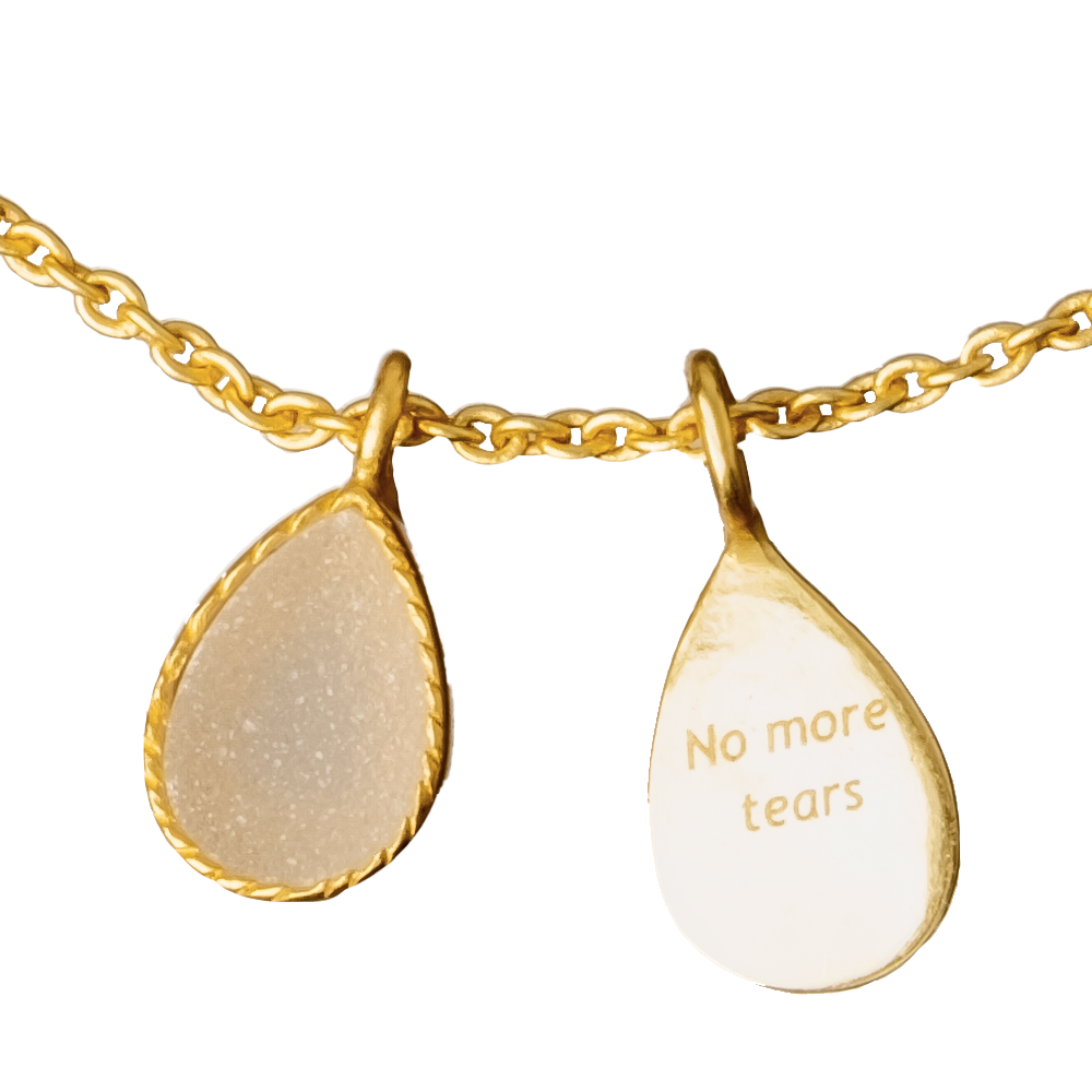 Pulsera No More Tears