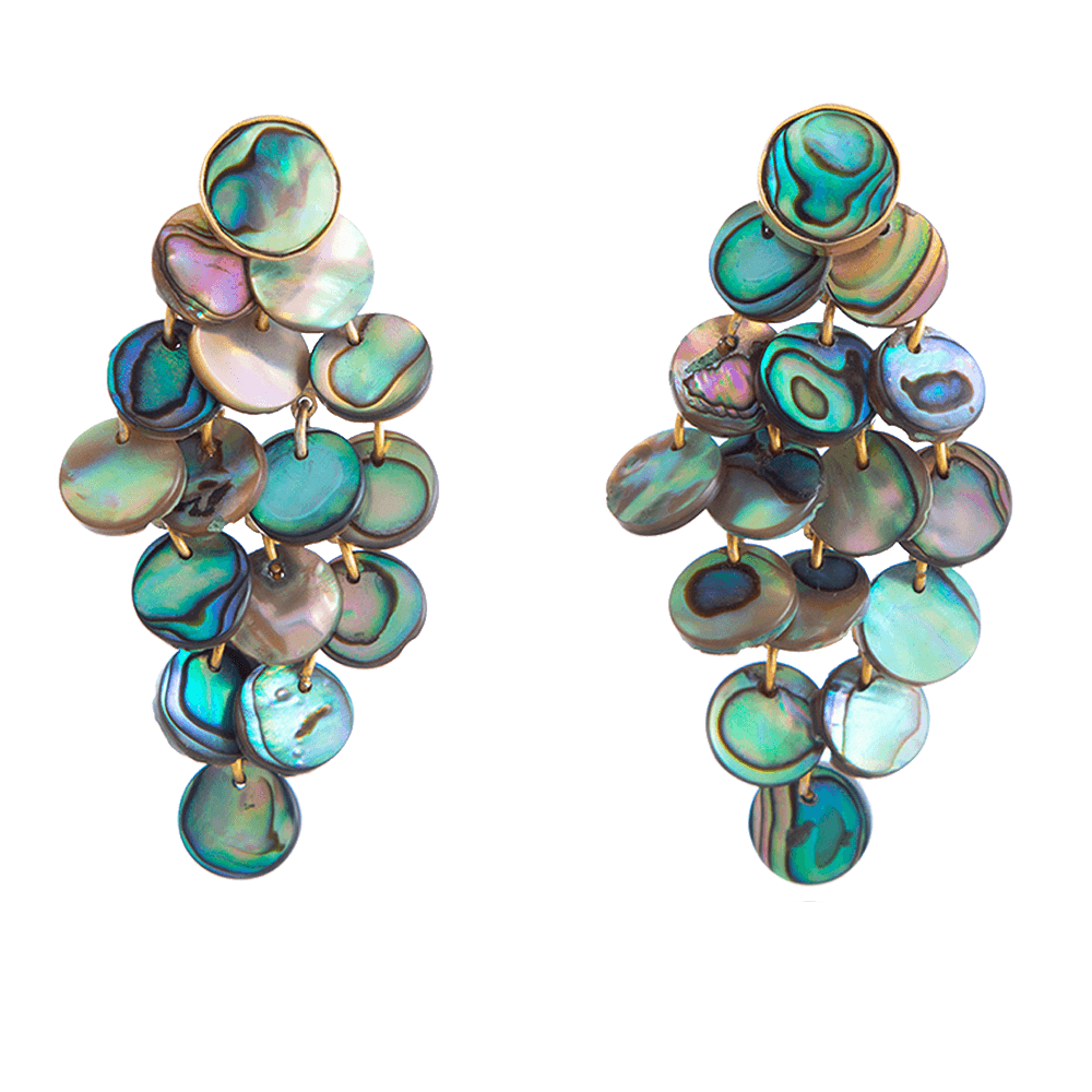 Pendientes Maldives Multicolor