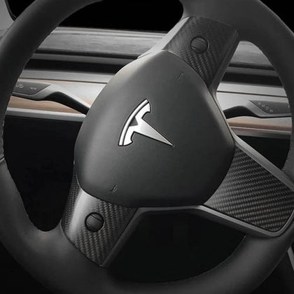 Model Y Steering Wheel Mods