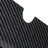 Carbon Fiber Style Storage Tray for Model X - PimpMyEV