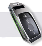 Metal Alloy Key Fob Case for Mercedes-Benz EQC - PimpMyEV