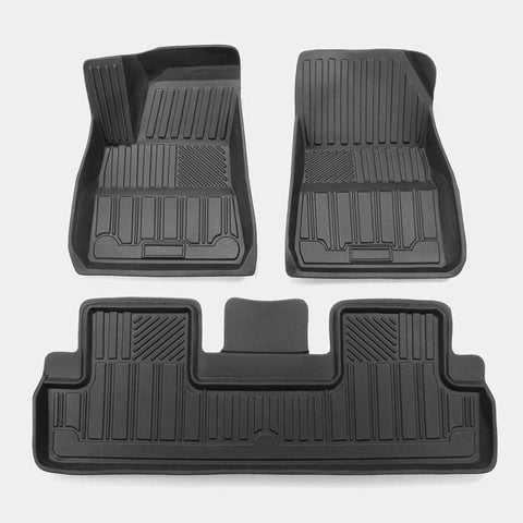 All-Weather car floor mats for Model 3 - PimpMyEV
