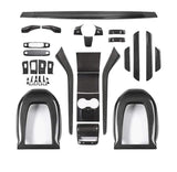 Ultimate Genuine Carbon Fiber Upgrade Kit For Model 3 Gloss (5 options) - PimpMyEV