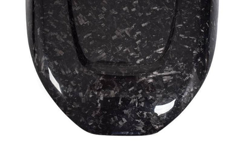 Genuine Forged Carbon Fiber Seat Full Back Replacements for Model Y (Gloss) - PimpMyEV