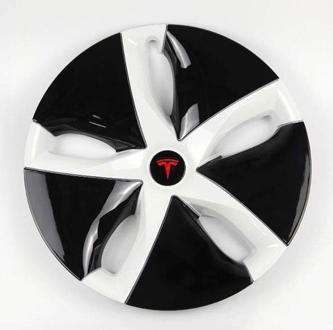 4PCS 18inch Wheel Covers For Model 3 (10 color options) - PimpMyEV