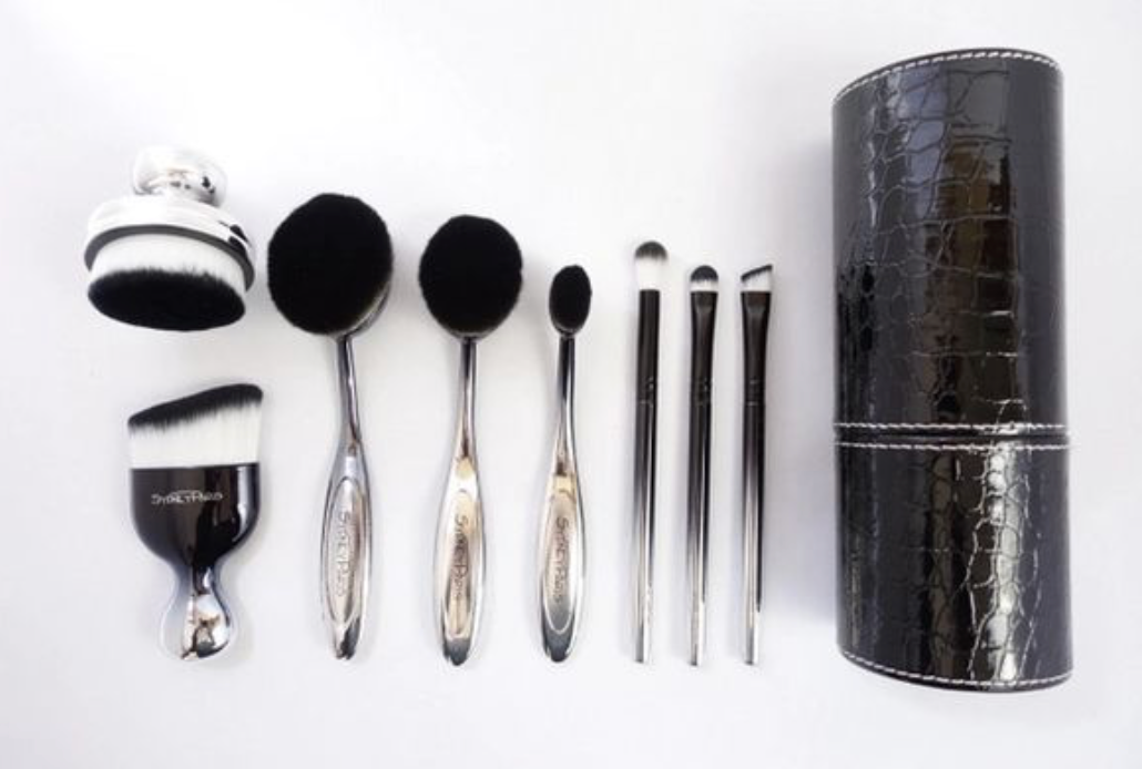 9 Piece Multi-Purpose Brush Set