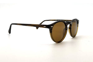 GREGORY PECK -100153 - Brown Tortoise