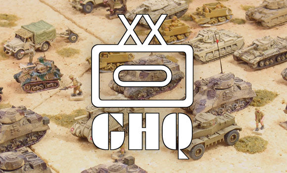 GHQ Models - The Best Damn Wargaming Products -- Since 1967