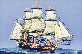 20 Gun Sloop-of-War - Battle Sails