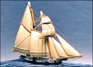 Baltimore Privateer - Battle Sails