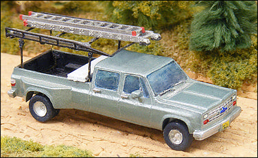 Chevy Cab with Accessories