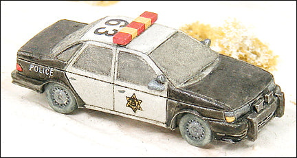 Highway Patrol / Police Car