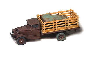 1930 Ford AA Stake-Body Truck