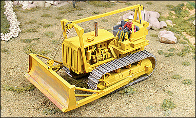1940s D8 8R Cable Bulldozer
