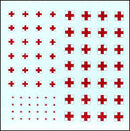 WWII & Modern Ambulance Red Crosses
