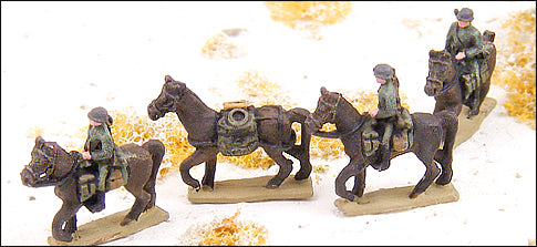 Cavalry - WWII German
