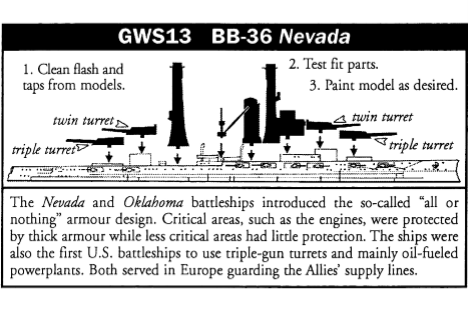 BB-36 Nevada (Great War)