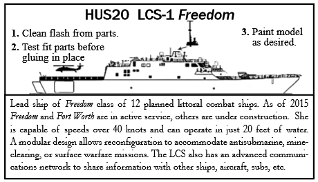 LCS-1 Freedom