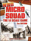 Micro Squad: The Game - WWII, 2nd Ed. (softcover)