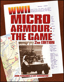 Micro Armour: The Game - WWII, 2nd Ed. (softcover)