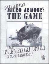 The Vietnam War - Supplement to Micro Armour®: The Game - Modern